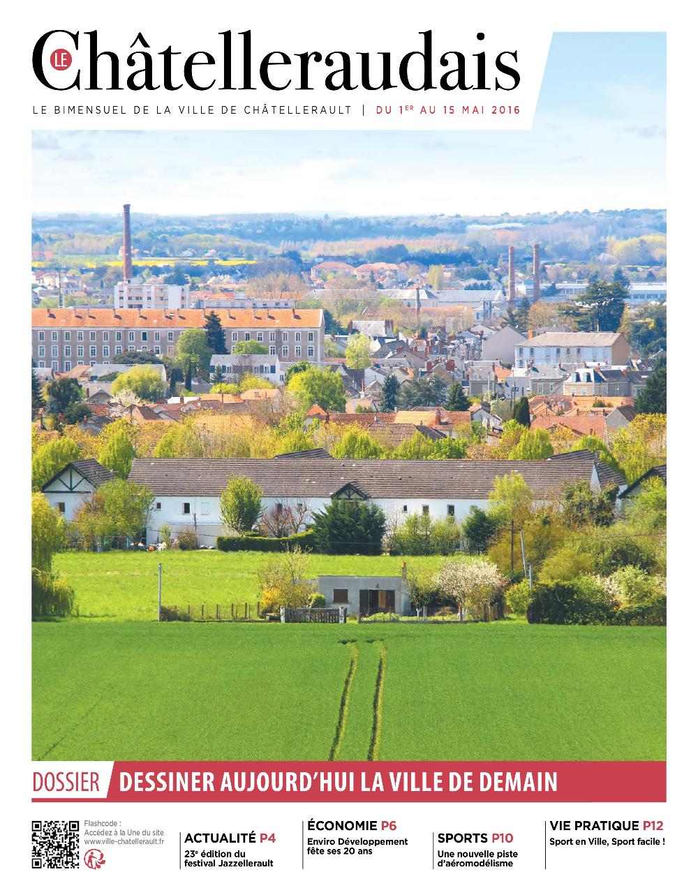 Mag Mai 1 2016 Pdf Recherche Ville De Chatellerault Fr