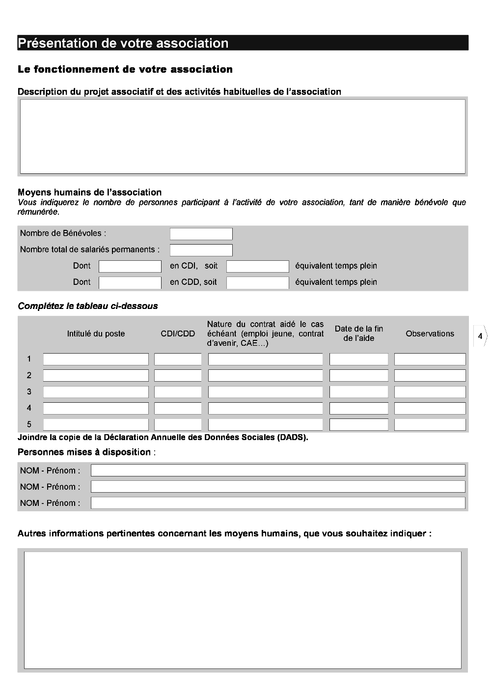 Formulaire Dossier Subvention 2017 Sports Pdf Recherche Ville De