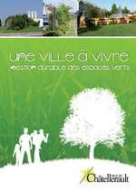 Gestion diff renci e ville de for Entretien jardin chatellerault